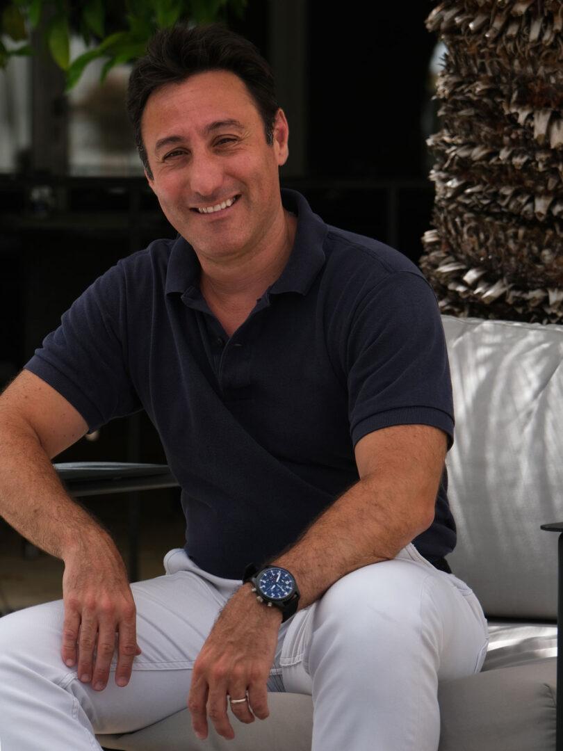 Luca Bonini, amministratore delegato di HELLO NATURE